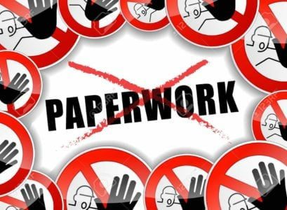 Guarantor Loans No Paperwork sign