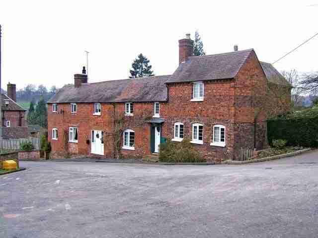 Homeowner Loans Direct Lenders terrace of old houses