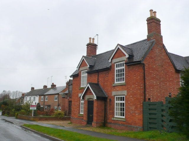 Quick Secured Loans victorian house in bubbenhall