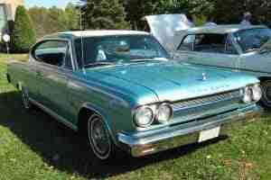 Car Loan Finance Bad Credit 1965 marlin aqua white