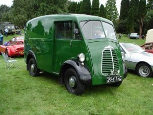 Car Loan Finance Vehicle Leasing UK 1957 morris jb van