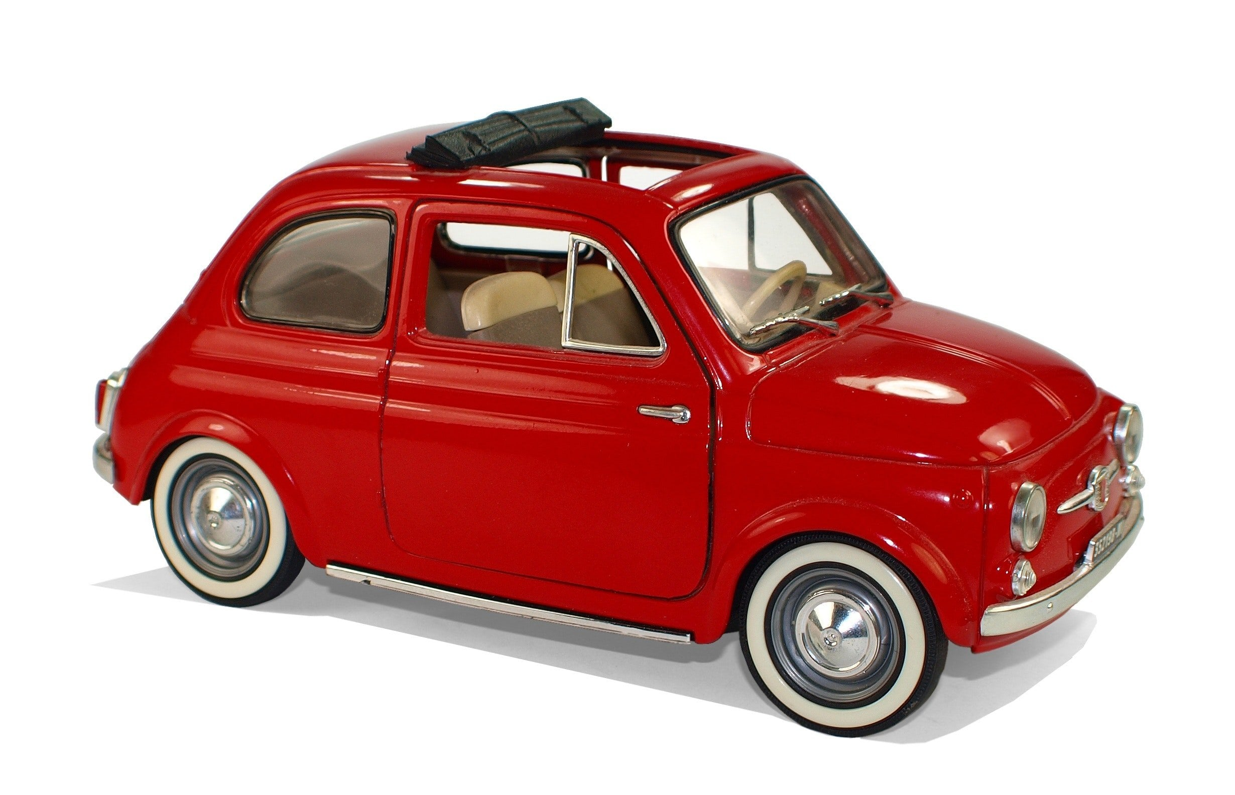 500 pound loans fiat 500 red car