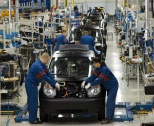 auto loans bad credit factory assembly line