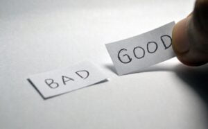 bad credit car loans good bad pieces of paper