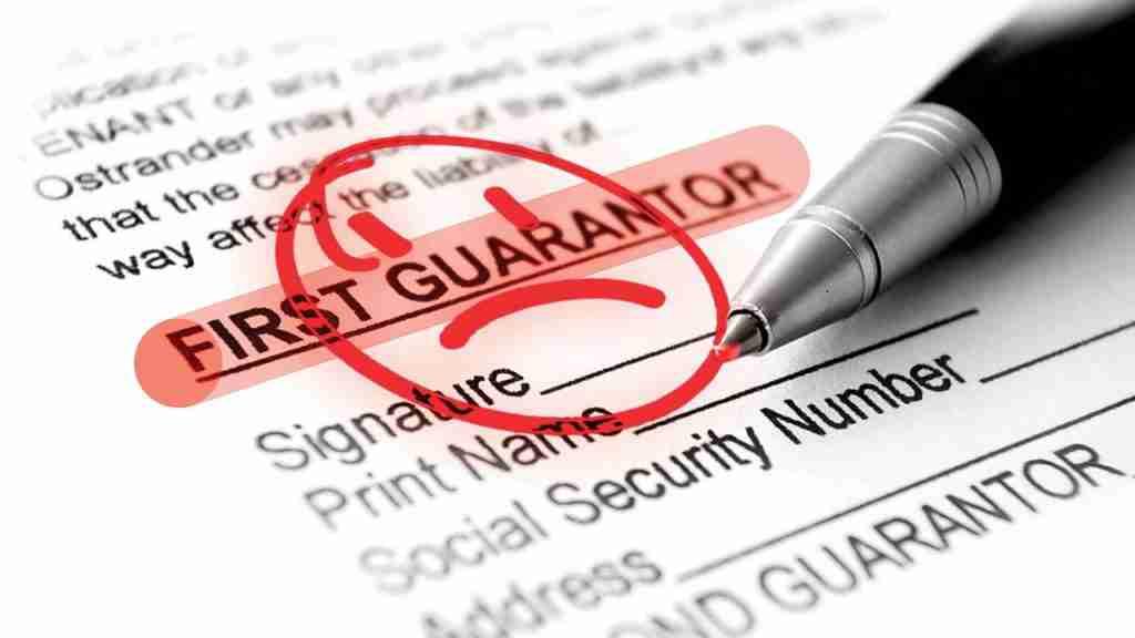 Guarantor Loans UK Guaranteed Acceptance