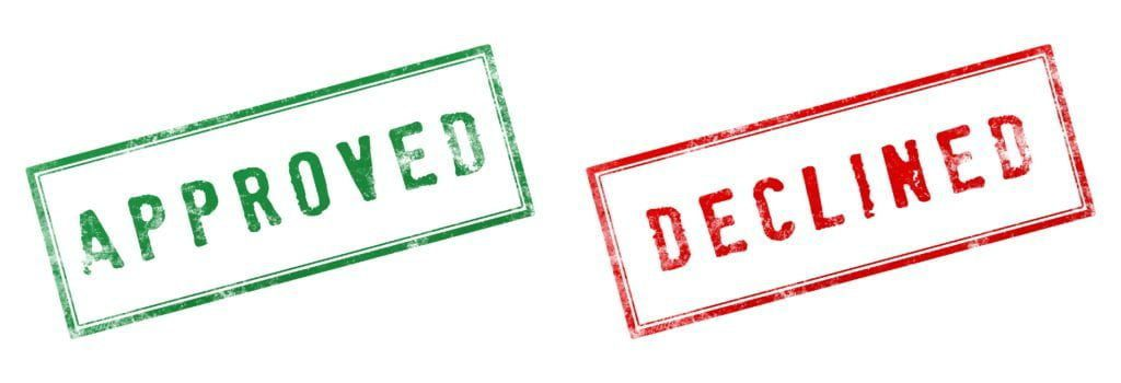 I Need a Loan But Keep Getting Declined – Why Is That?