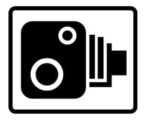 speedy cash loans fast speed camera road sign