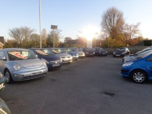 car financing with bad credit car lot