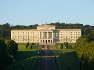 loans northern ireland stormont castle government building belfast