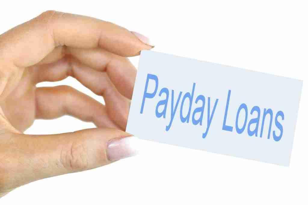 Payday Loans Direct Lender No Credit Check