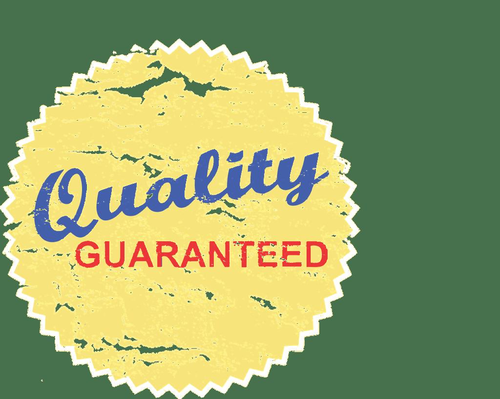 guaranteed secured loans quality quarantee stamp