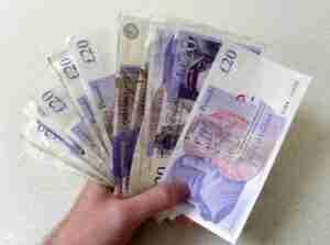 borrow 20 pounds £20