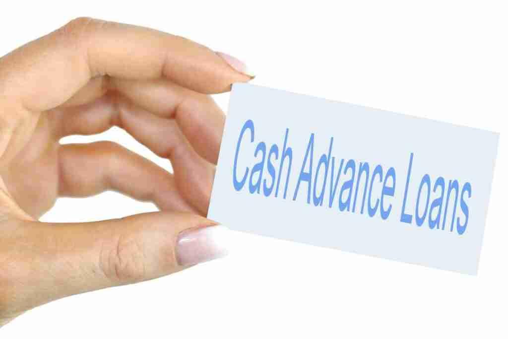 Small Cash Loans Bad Credit