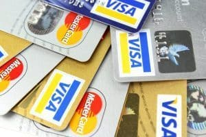 Bad Credit Credit Cards Instant Approval pile of credit cards