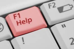 Bad Credit Payday Loans Get Approved F1 key on keyboard