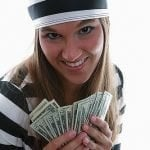 alternatives to payday loans with bad credit girl dressed as prisoner
