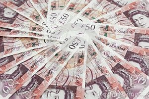 Cash Loans In Minutes fifty pound sterling notes