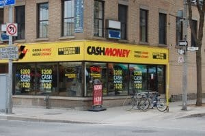 every day loans cash money shop