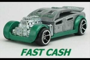 fast cash bad credit hotrod green car
