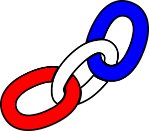 joint loan eligibility red white blue chain links