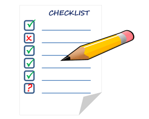 list of loan sharks checklist of lenders