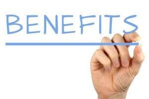 loan benefits written in blue on glass can i get a loan on benefits