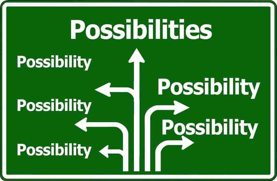loan shark alternatives possibilities direction sign