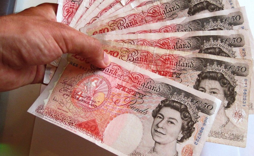 loans with no guarantor or fees 50 pound notes fan