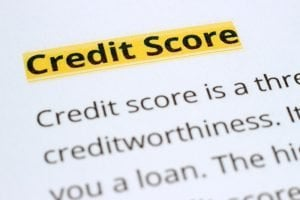 low credit score loans dictonary definition