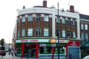 payday loans direct lenders only shop front