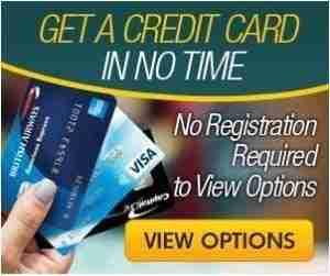 credit card deals bad credit credit cards