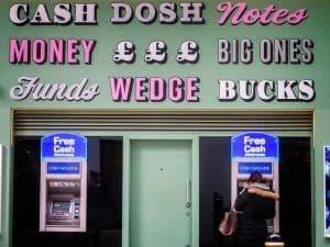 Speedy Dosh Loans shop front